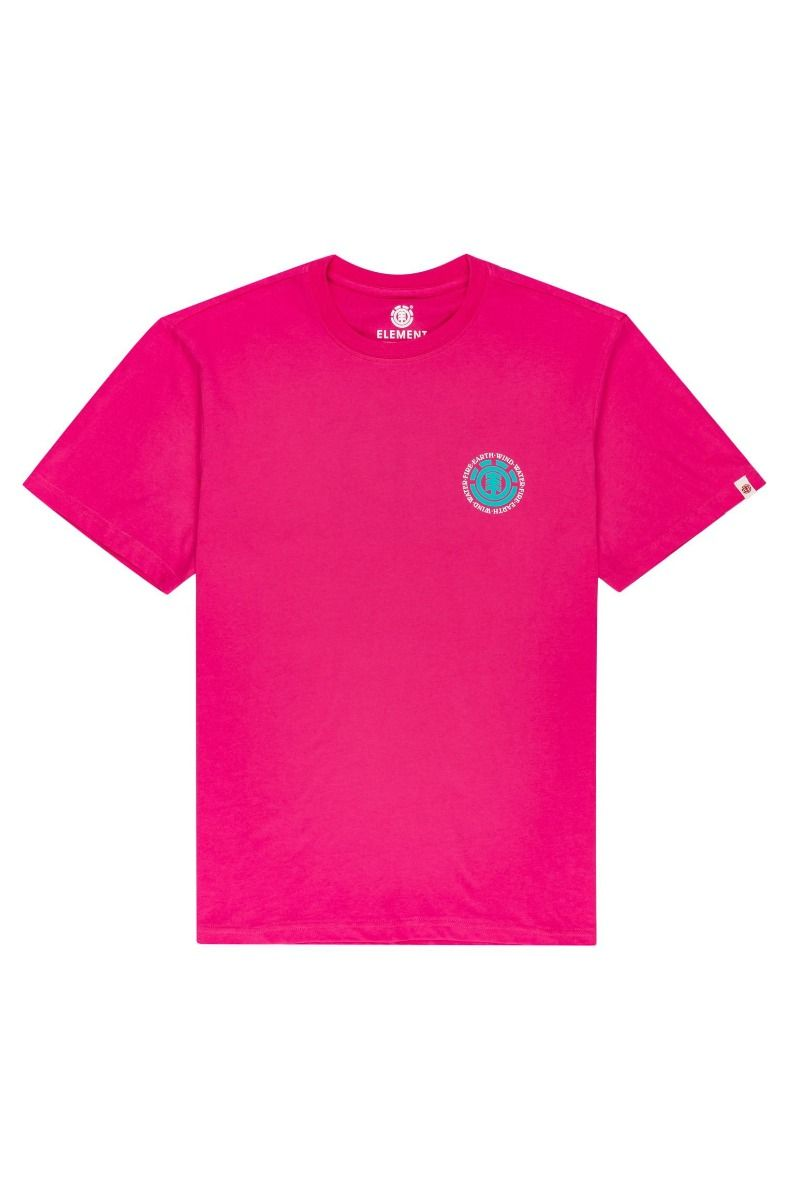 T-Shirt Element SEAL BP SS Fushia Red