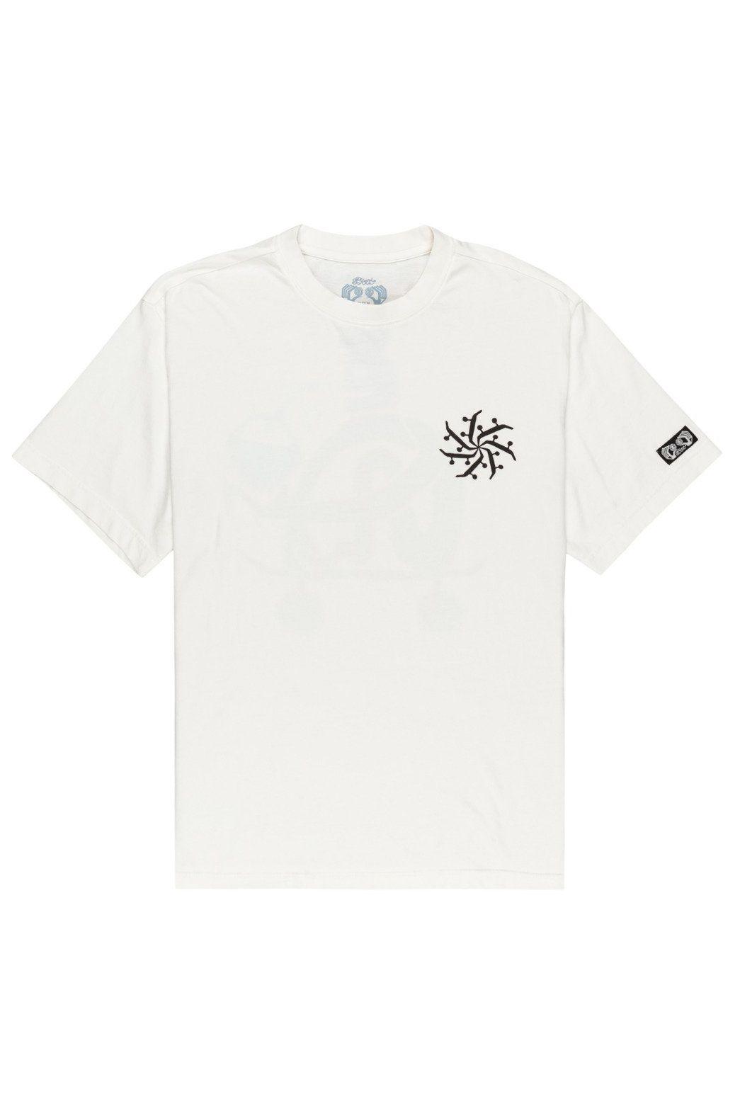 T-Shirt Element AFTER SKATE SS FERNANDO ELVIRA Off White