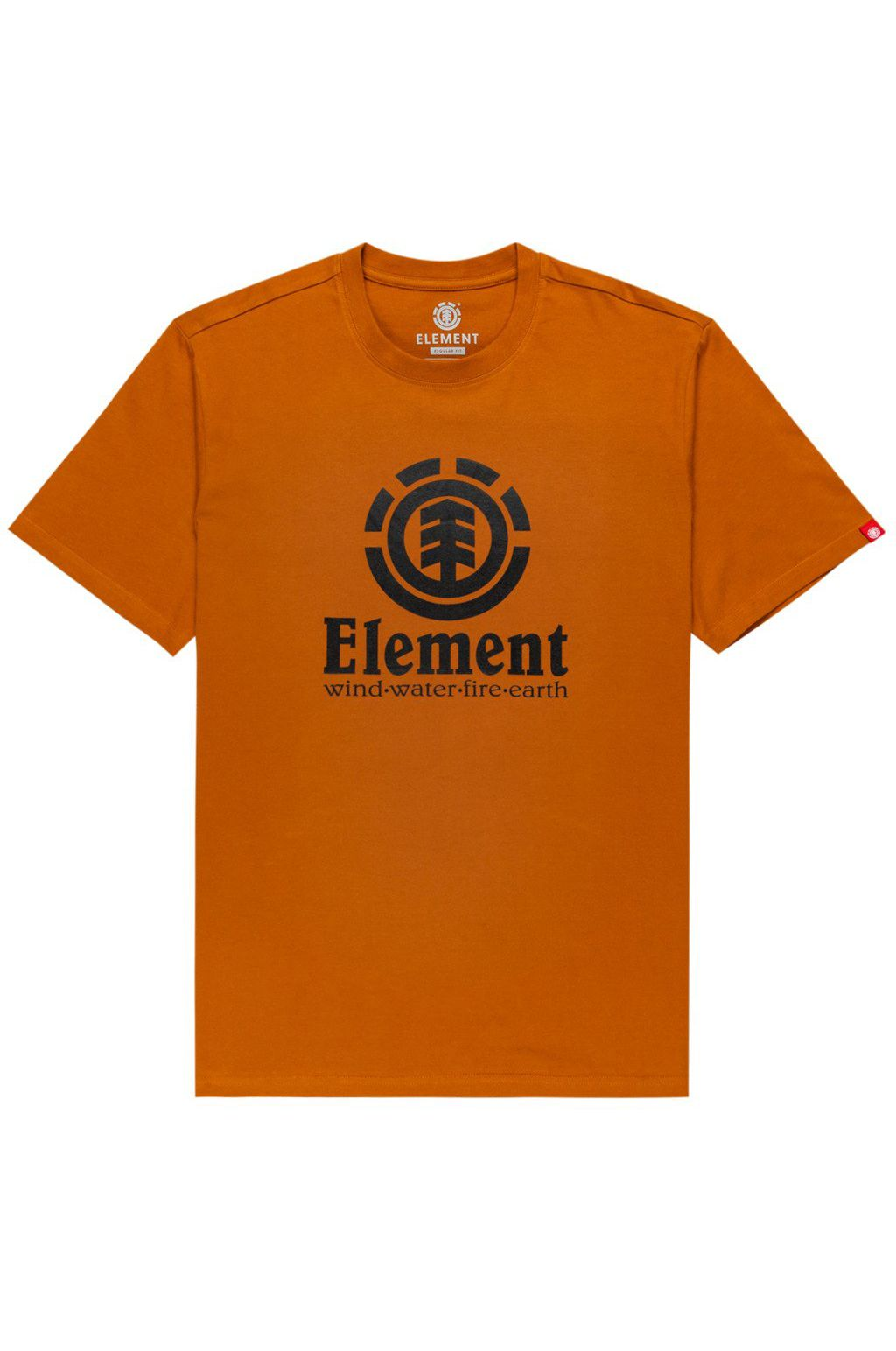 Element T-Shirt VERTICAL SS Glazed Ginger