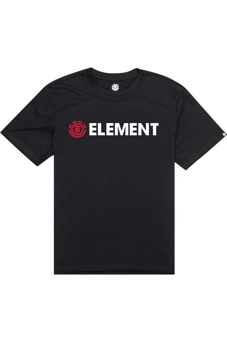 T-Shirt Element BLAZIN Flint Black