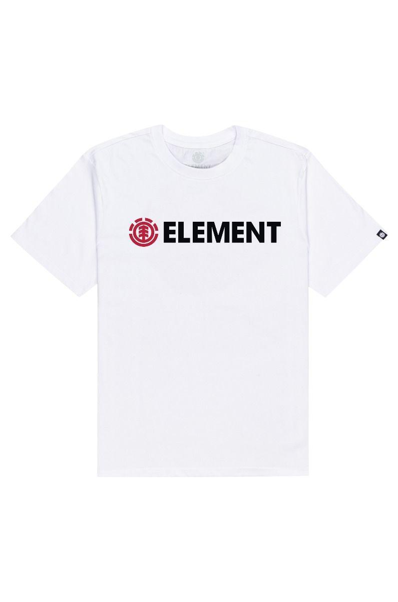 T-Shirt Element BLAZIN Optic White