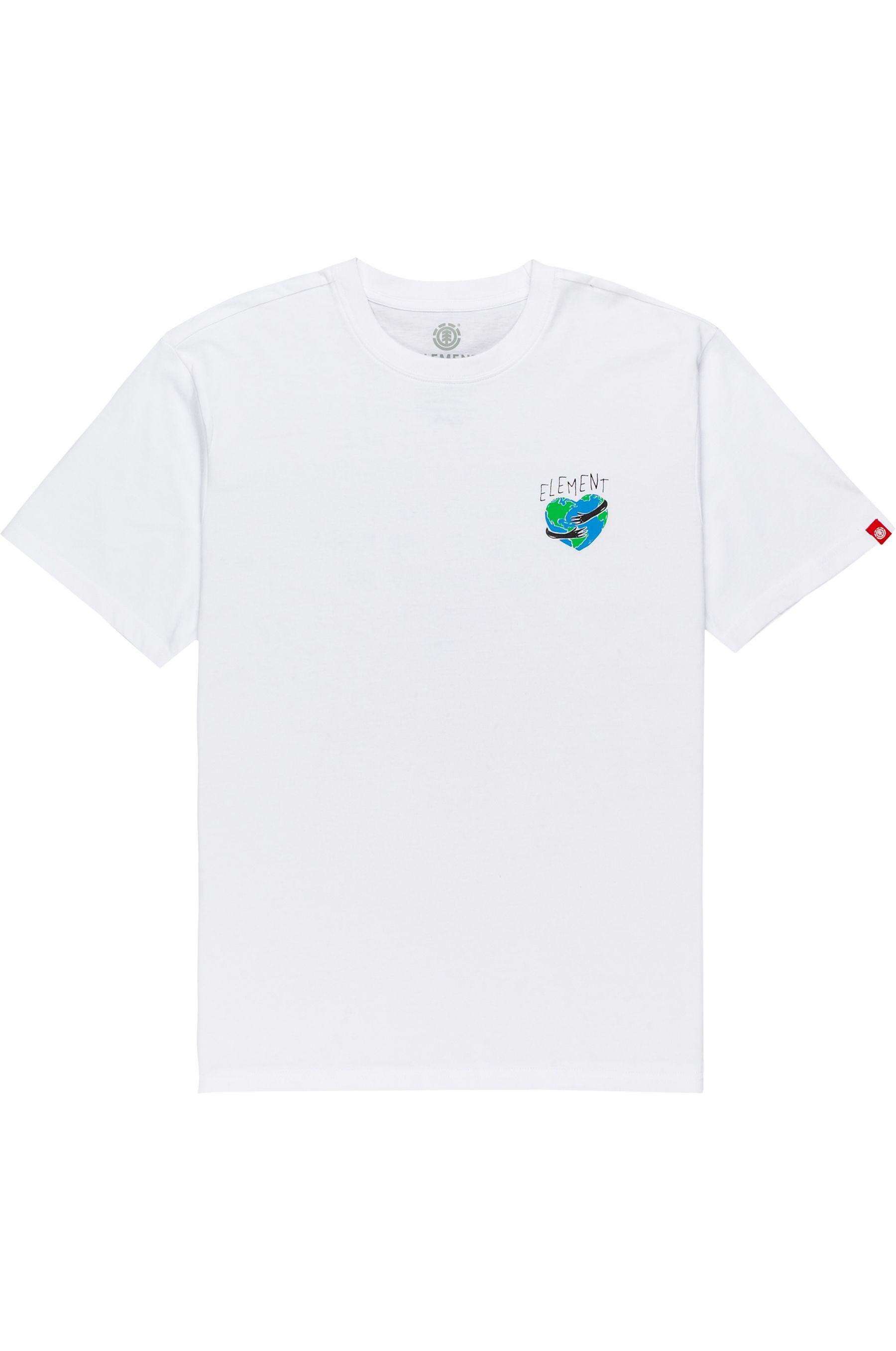 T-Shirt Element RAVANA SS Optic White