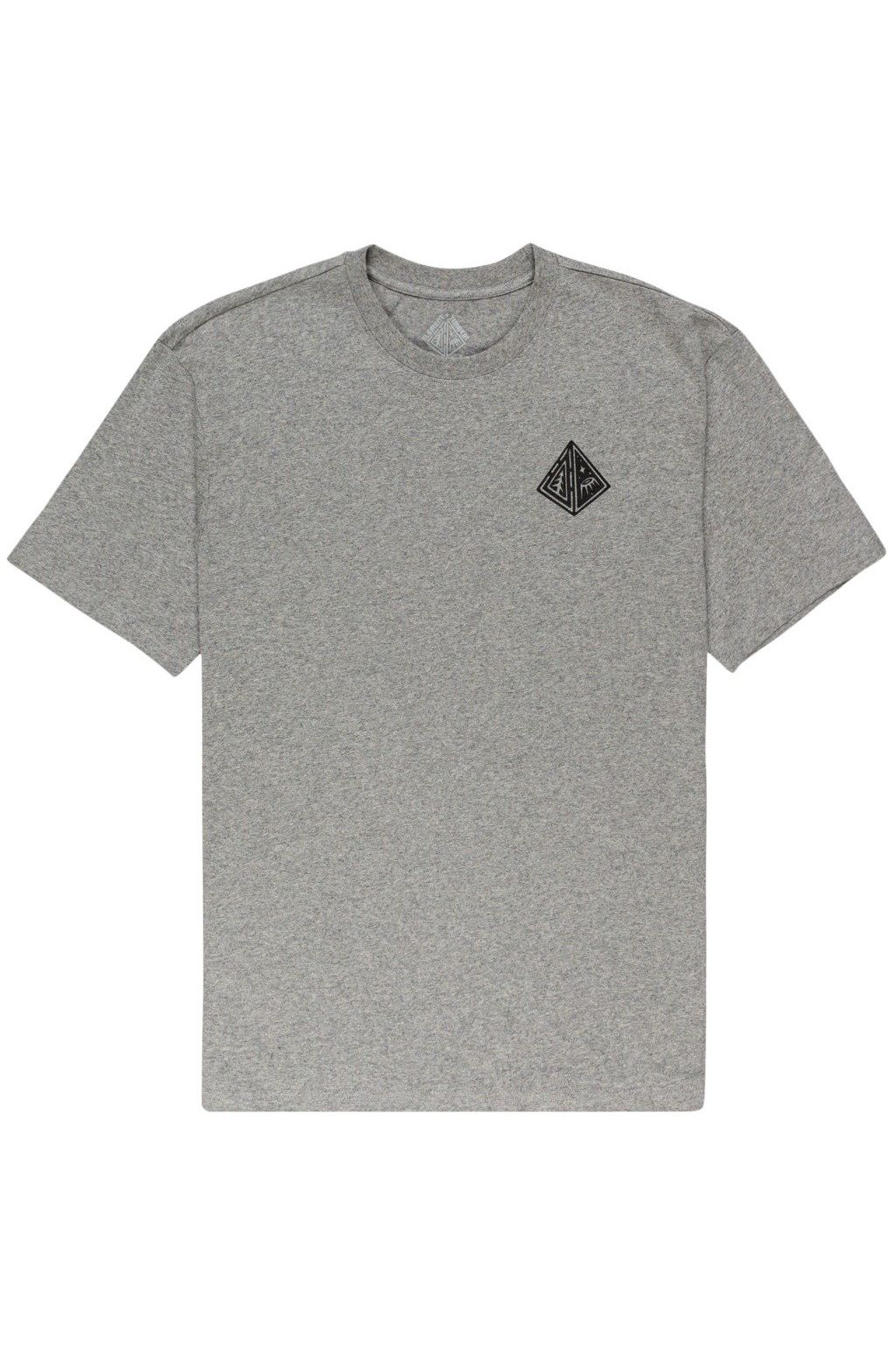 Element T-Shirt ELLIPTICAL SS TIMBER COLLECTION Grey Heather