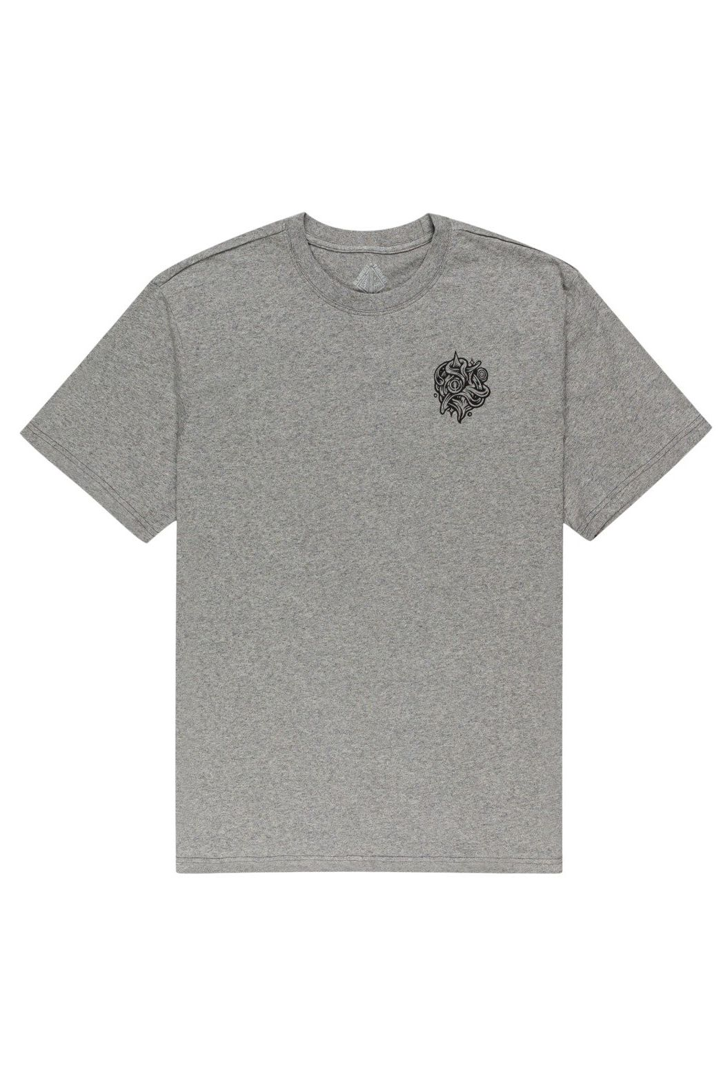 Element T-Shirt REASONING SS TIMBER COLLECTION Grey Heather