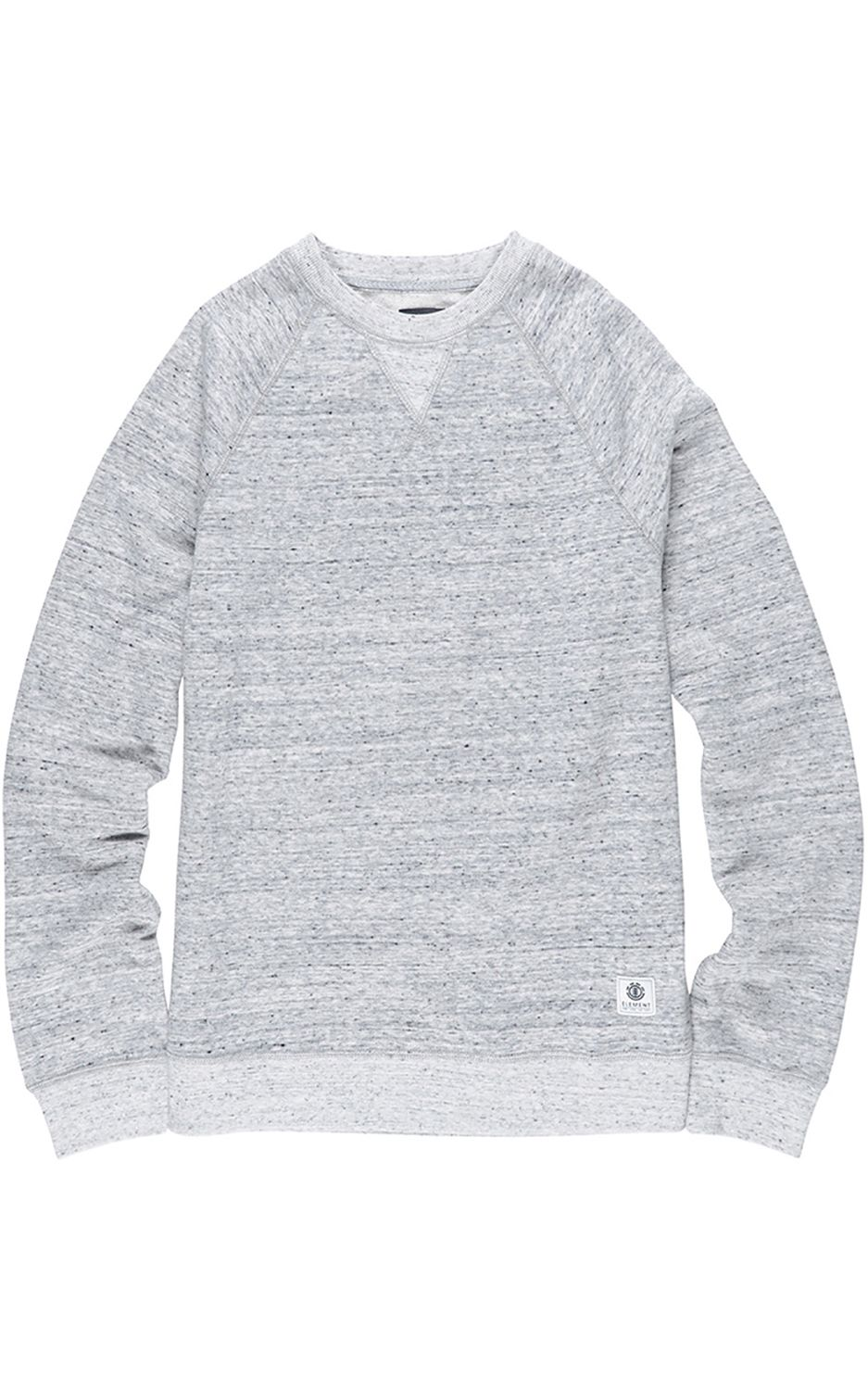 Sweat Basica Element MERIDIAN Grey Heather