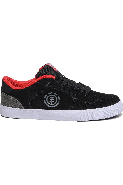 Tenis Element HEATLEY Black/Red