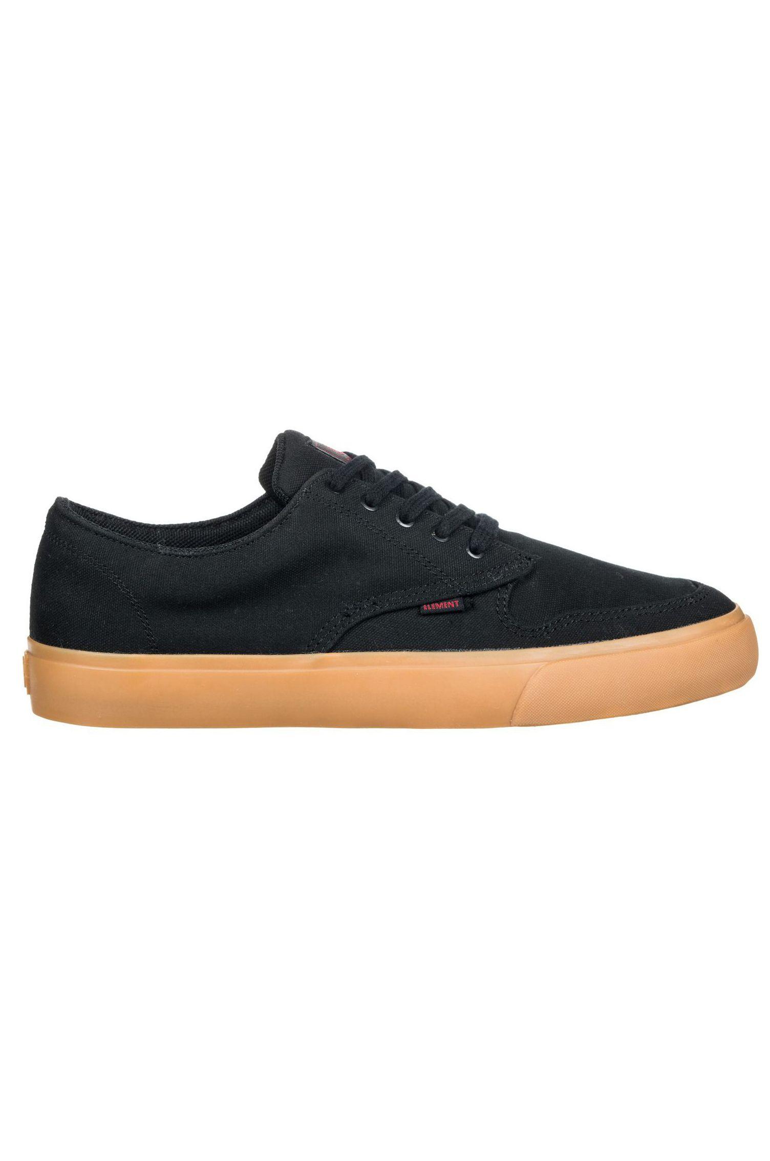 Tenis Element TOPAZ C3 Black Gum Red