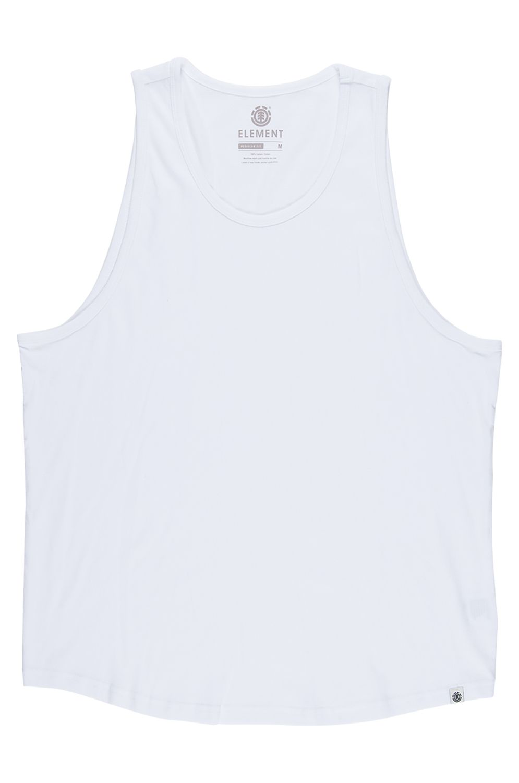 Element T-Shirt Tank Top BASIC Optic White
