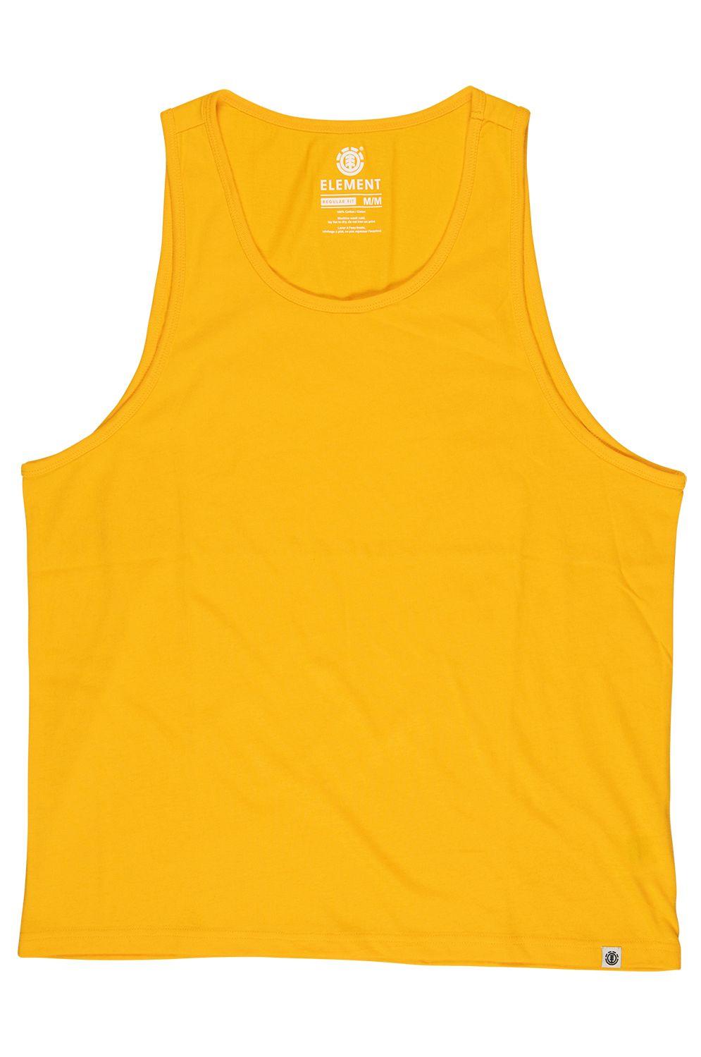 Element T-Shirt Tank Top BASIC Gold