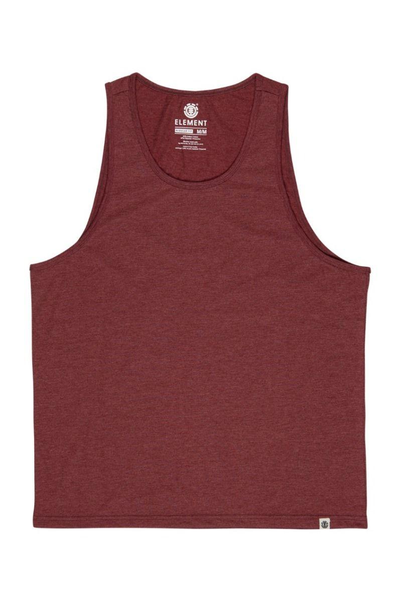 Element T-Shirt Tank Top BASIC Port Heather