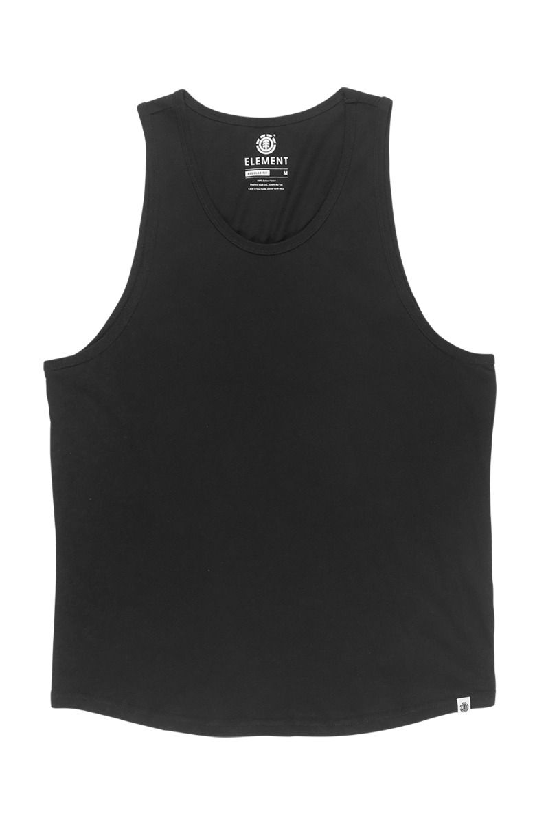 Element T-Shirt Tank Top BASIC Flint Black