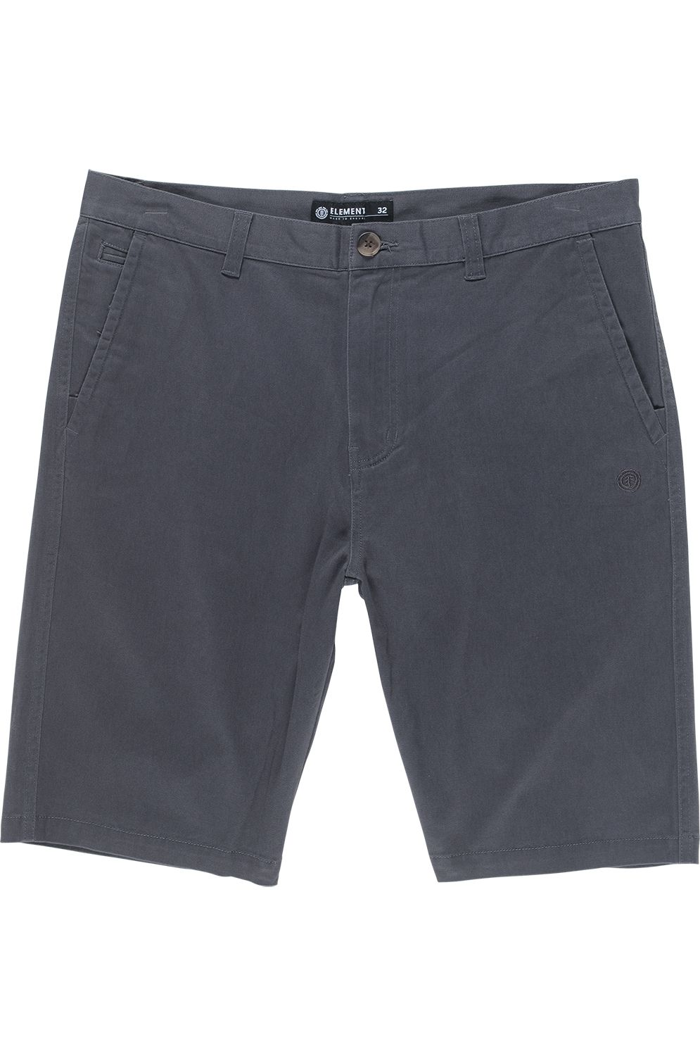 Element Walkshorts HOWLAND CLASSIC FOUNDATION Asphalt