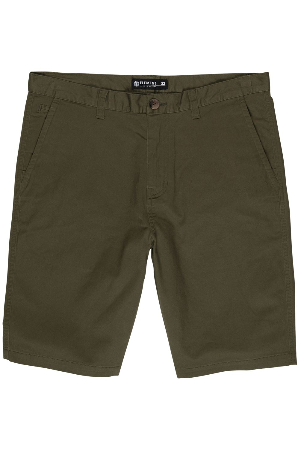Walkshorts Element HOWLAND CLASSIC Army