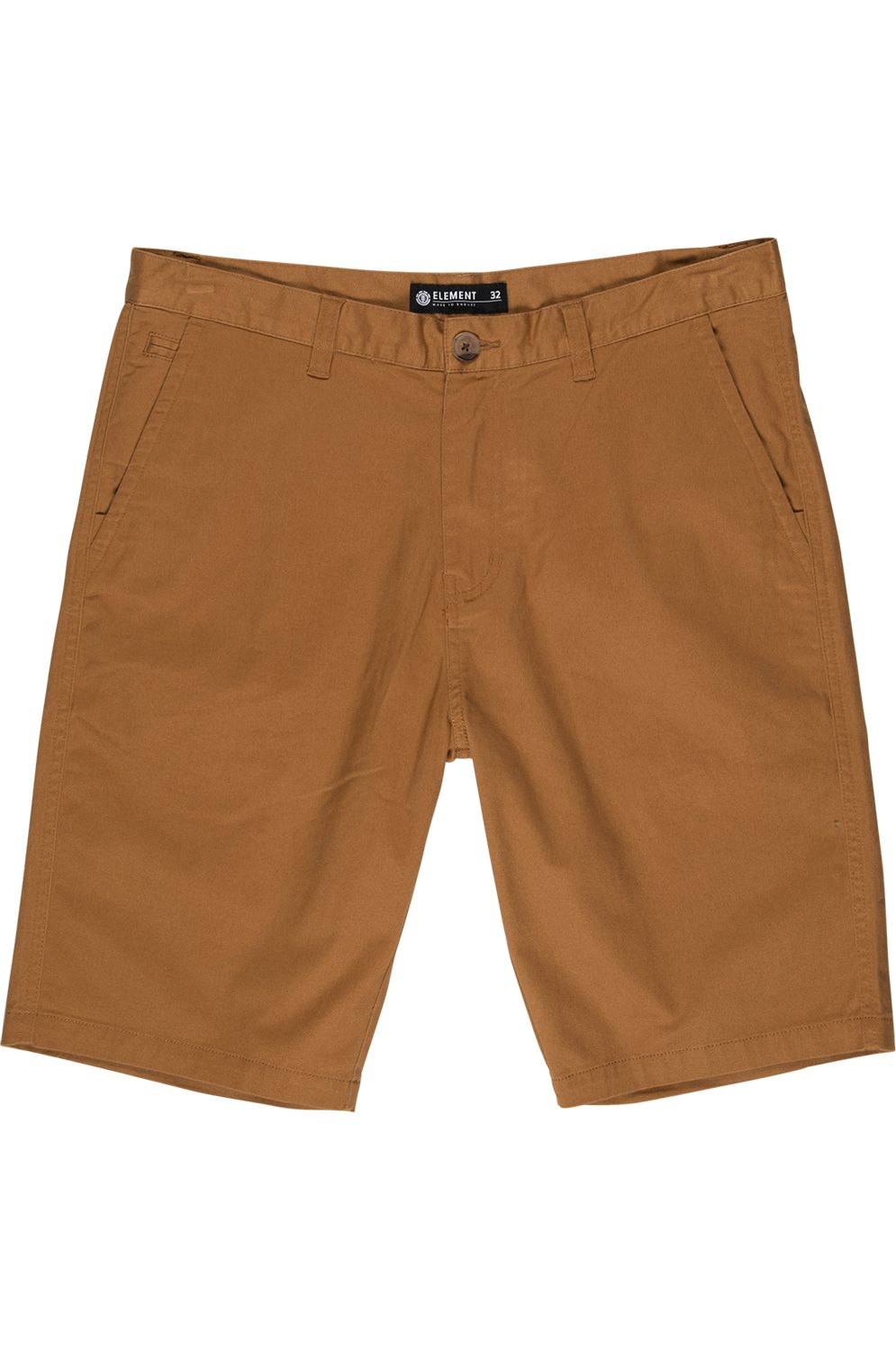Element Walkshorts HOWLAND CLASSIC Bronco Brown