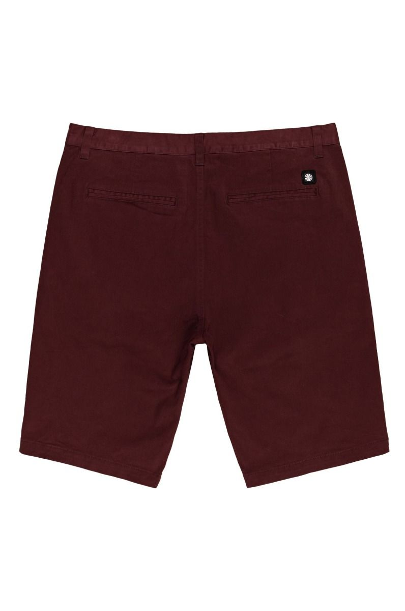 Walkshorts Element HOWLAND CLASSIC SHOR Vintage Red