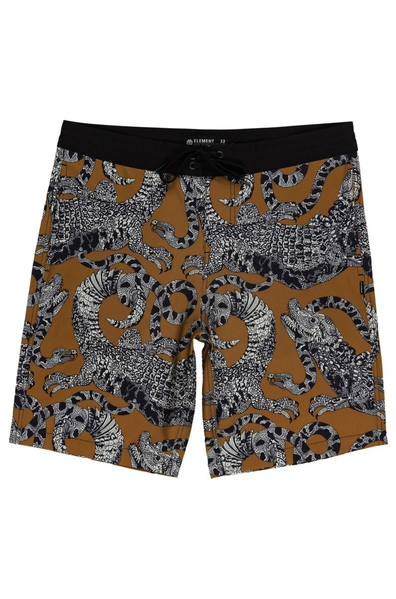 Walkshorts Element ILLUSION SHORT Gold Eatme