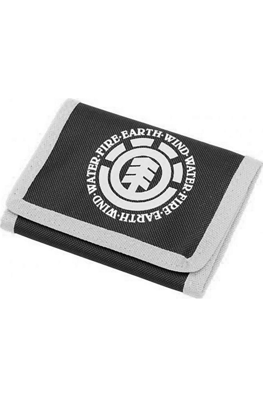 Element Wallet ELEMENTAL WALLET PAC Black White