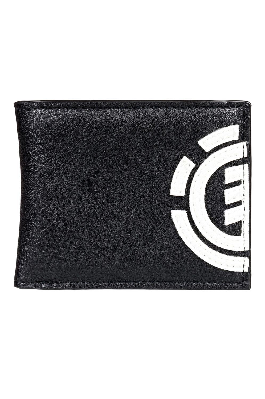 Element Wallet PU  DAILY WALLET Flint Black