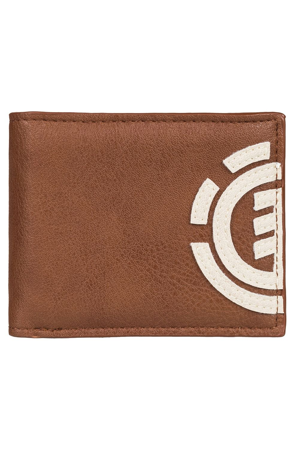 Carteira PU Element DAILY WALLET Tortoise Shell