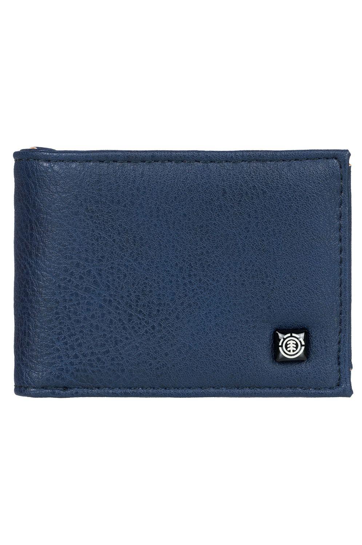 Element Wallet PU  SEGUR WALLET Indigo
