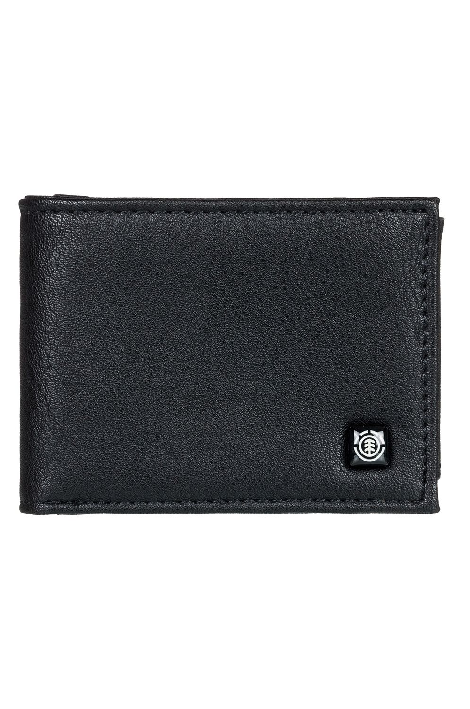 Element Wallet PU  SEGUR WALLET Flint Black
