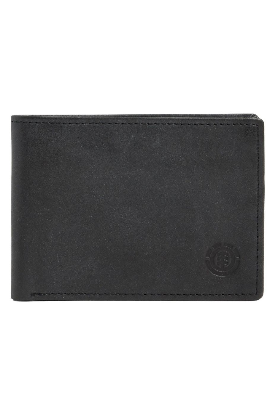 Element Leather Wallet AVENUE WALLET Black
