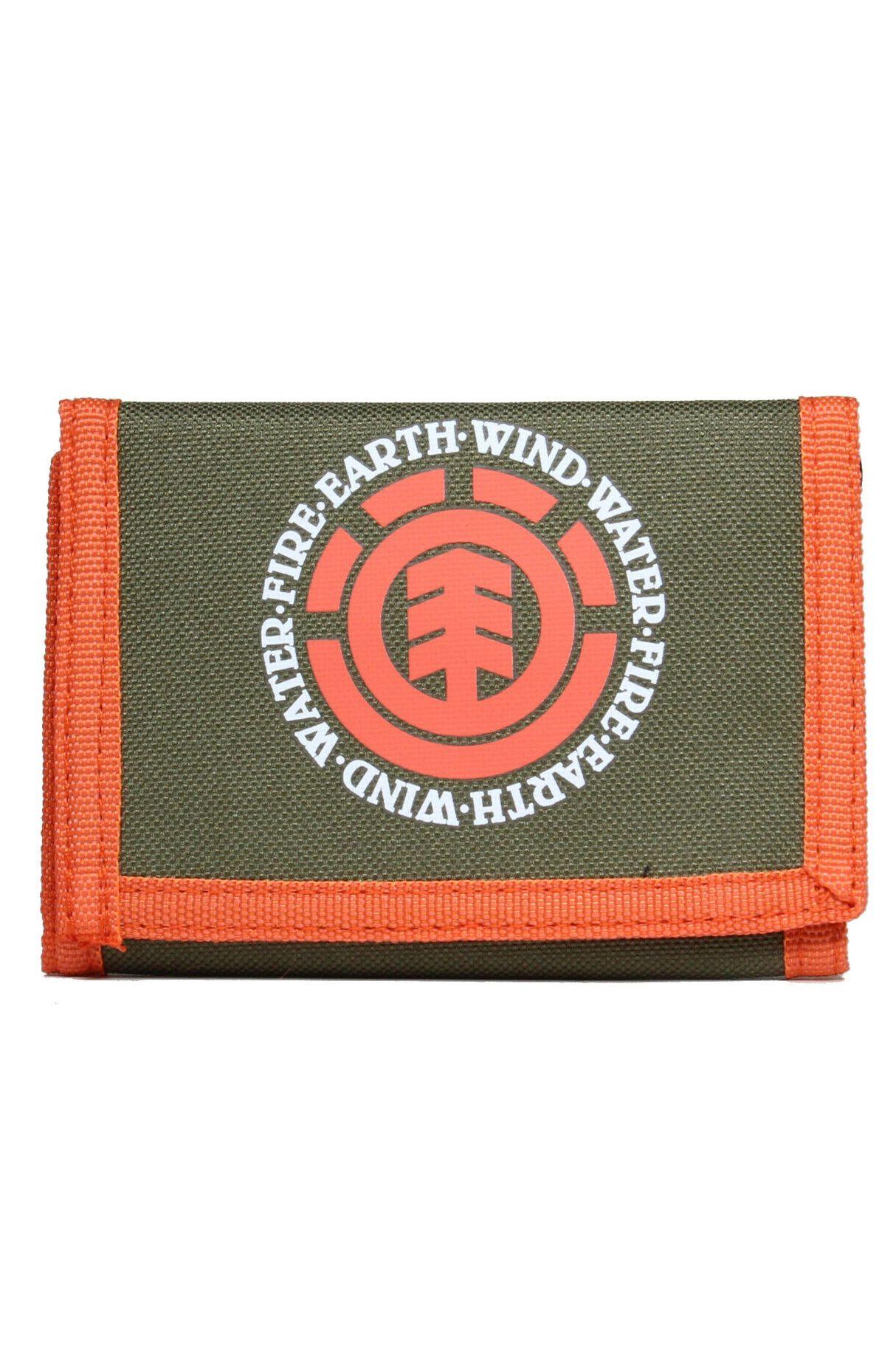 Carteira Element ELEMENTAL WALLET PACK Army