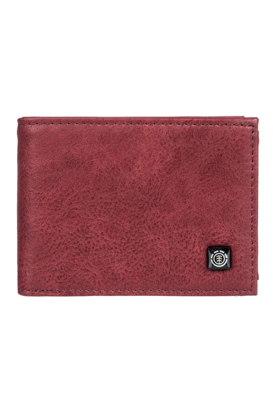 Element Wallet PU  SEGUR WALLET Vintage Red