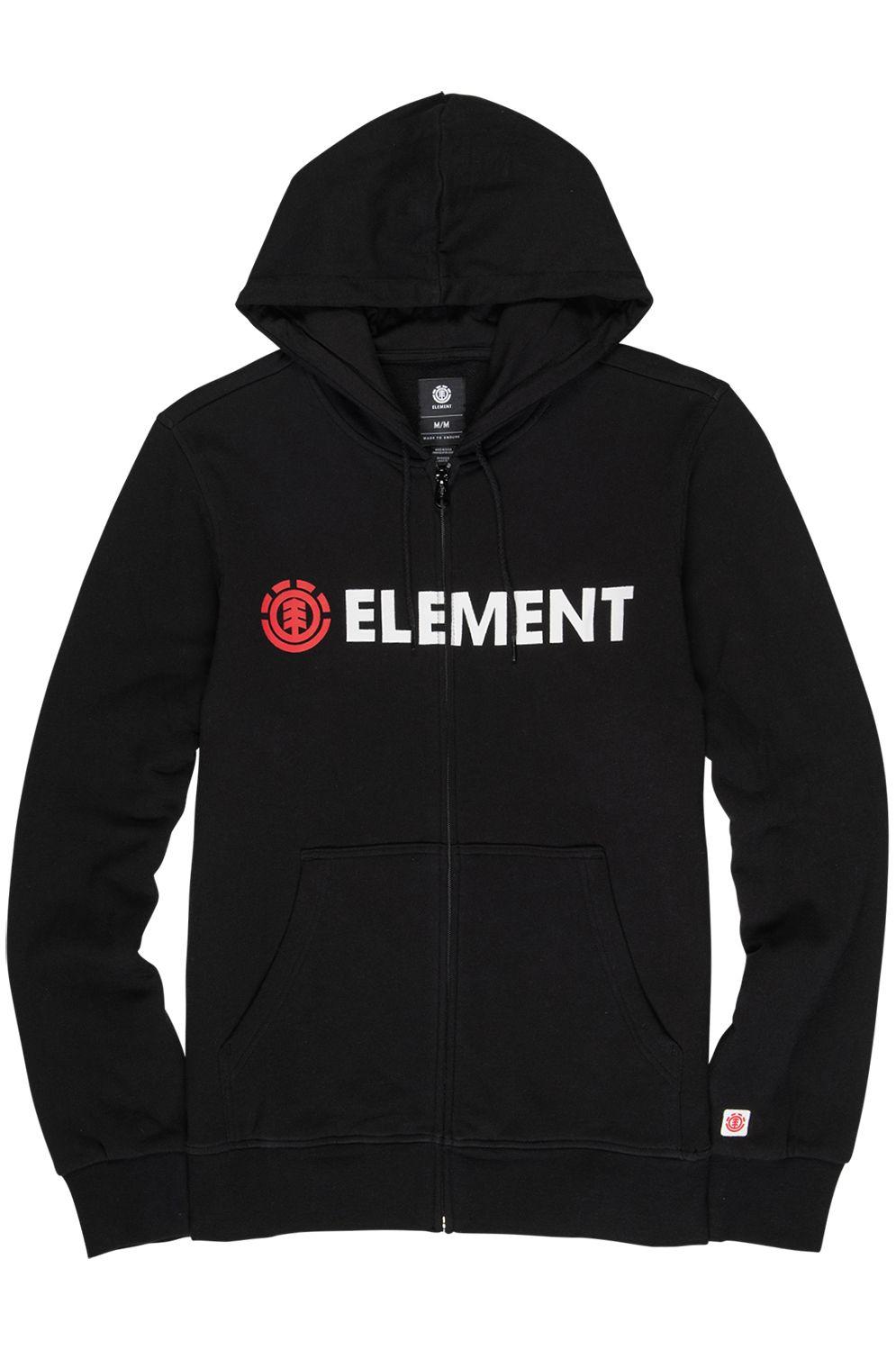 Sweat Fecho Element BLAZIN FT Flint Black