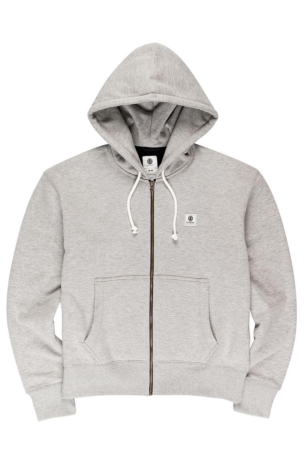 Sweat Fecho Element RAIN CORNELL ZH Grey Heather