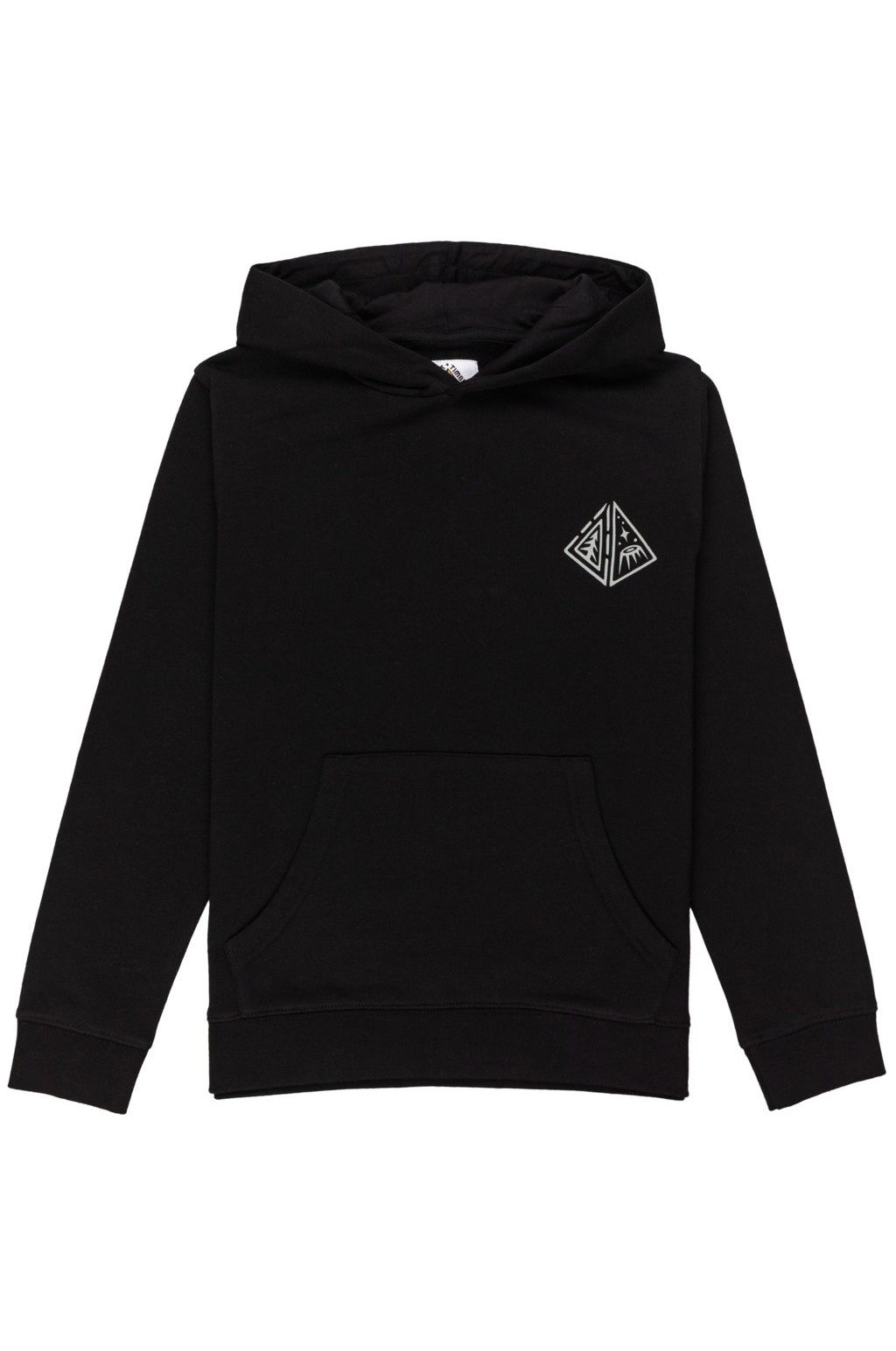 Element Sweat Hood ELLIPTICAL HD YOUTH TIMBER COLLECTION Flint Black