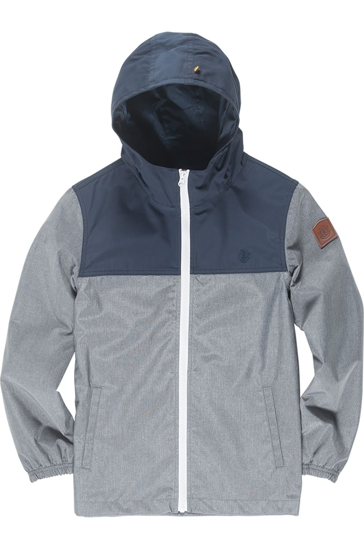 Element Jacket ALDER LIGHT 2TONES FOUNDATION Grey Heather