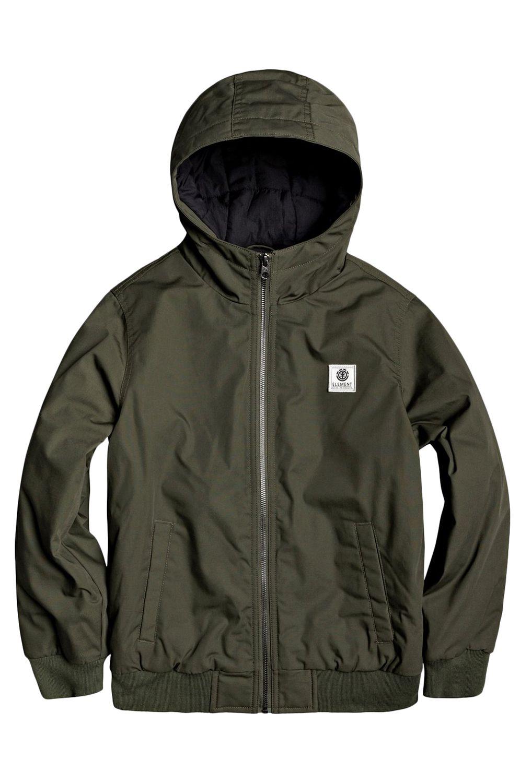 Element Jacket DULCEY BOY WOLFEBORO Forest Night