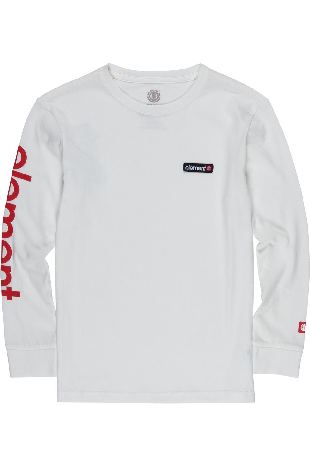 Element L-Sleeve PRIMO ELEMENT PRIMO Off White
