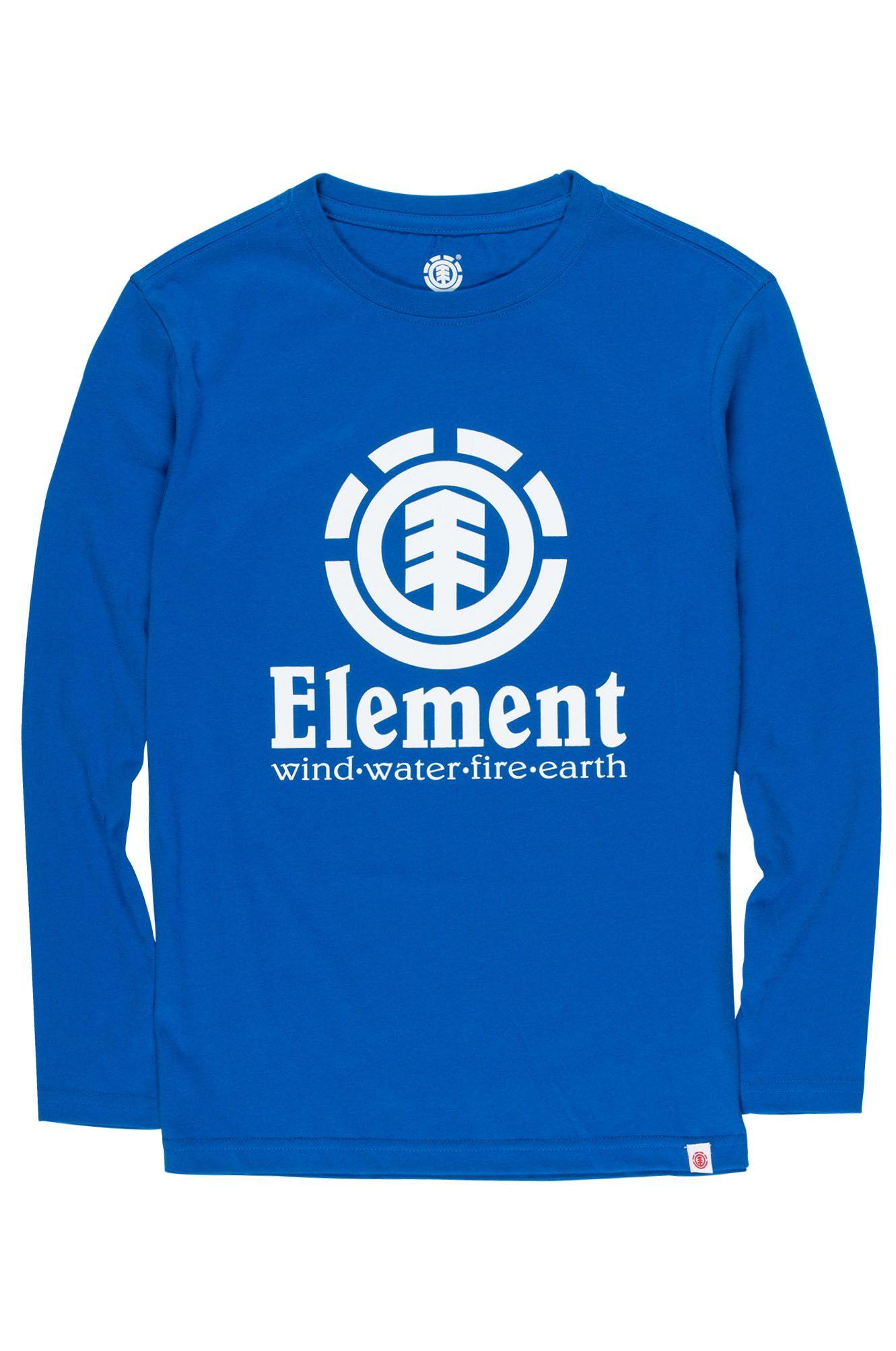 L-Sleeve Element VERTICAL Nautical Blue