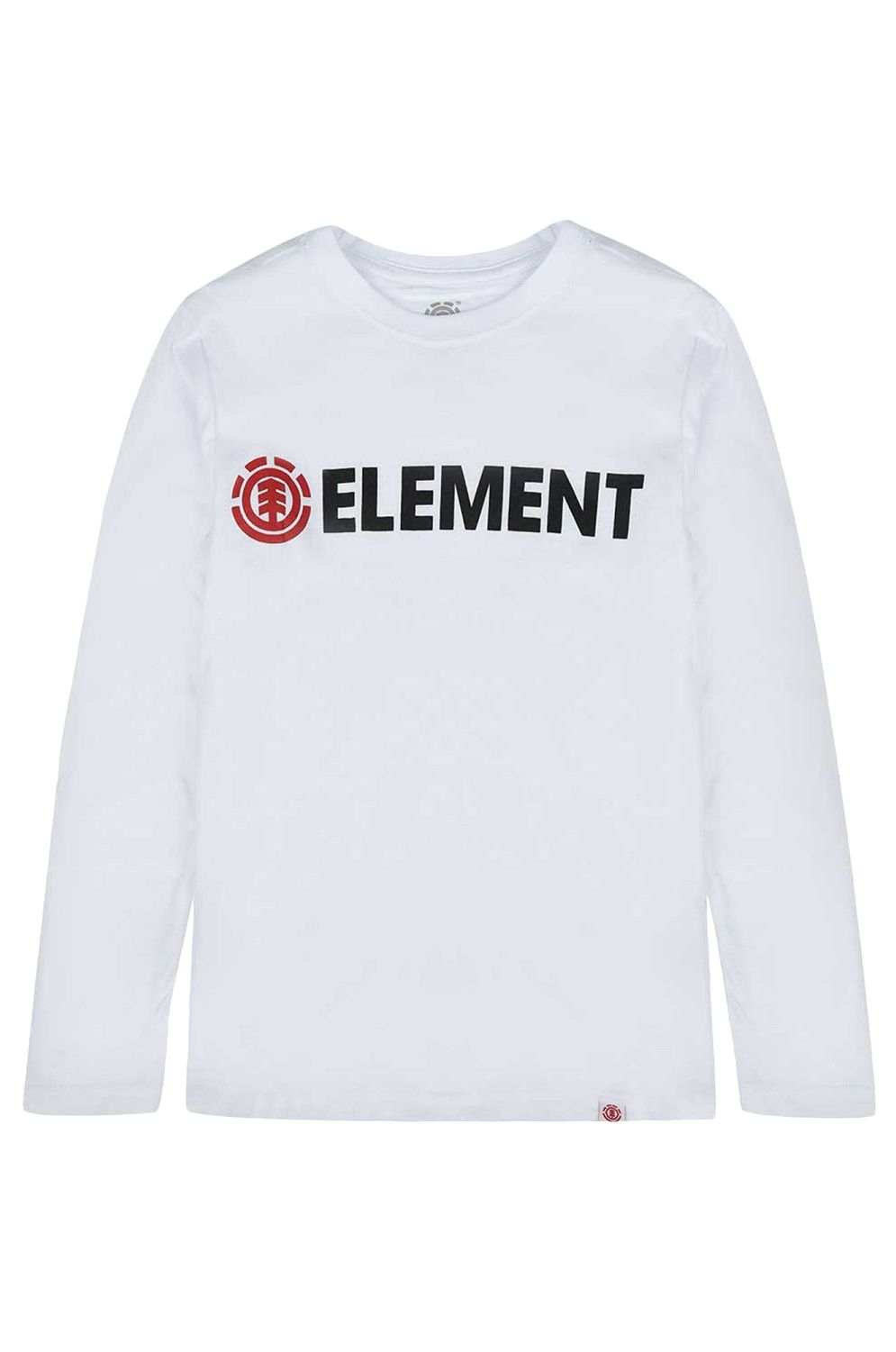 Element L-Sleeve BLAZIN LS BOY Optic White