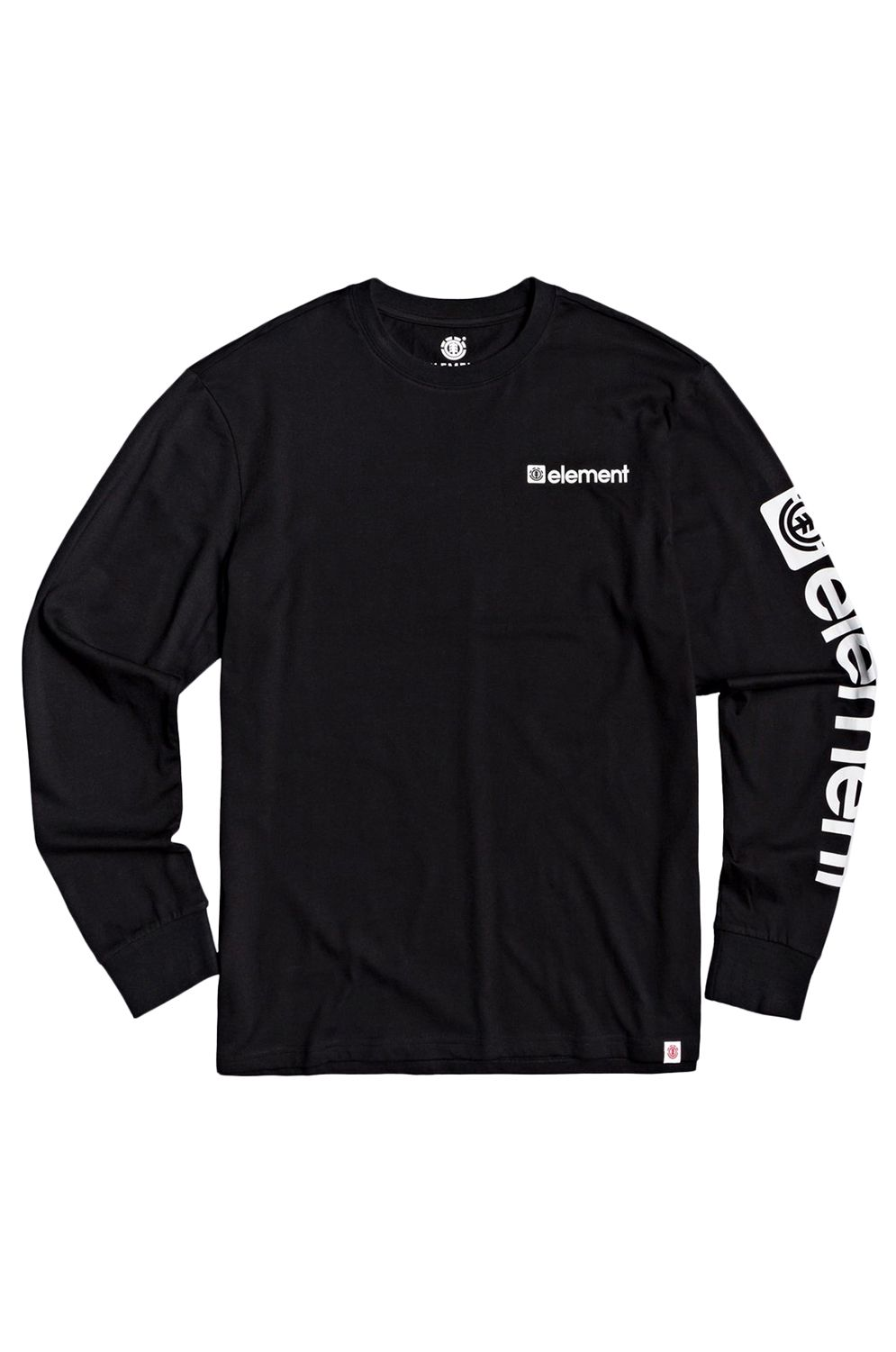 Element L-Sleeve JOINT LS BOY Flint Black