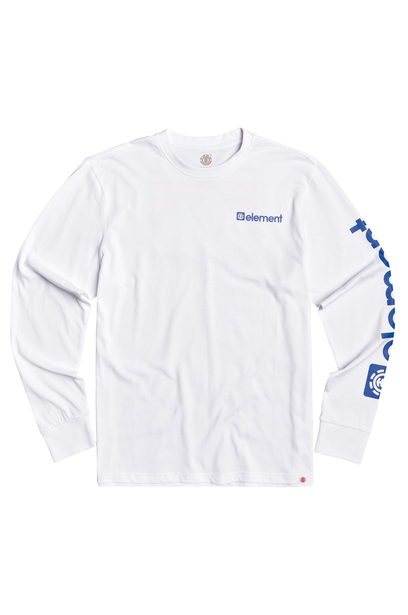 Element L-Sleeve JOINT LS BOY Optic White