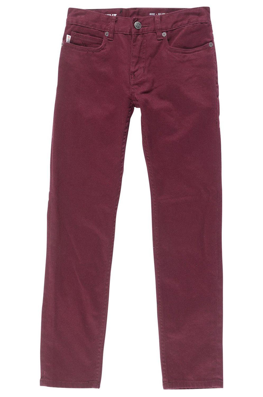 Element Pant Jeans E02 COLOR Napa Red
