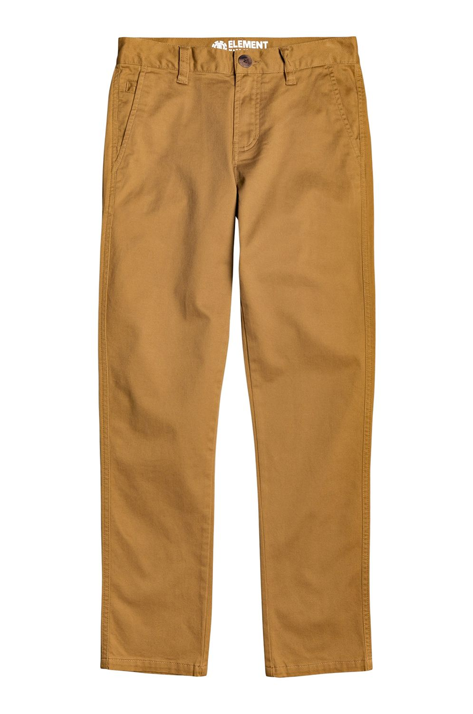 Element Pants HOWLAND BOY Bronco Brown