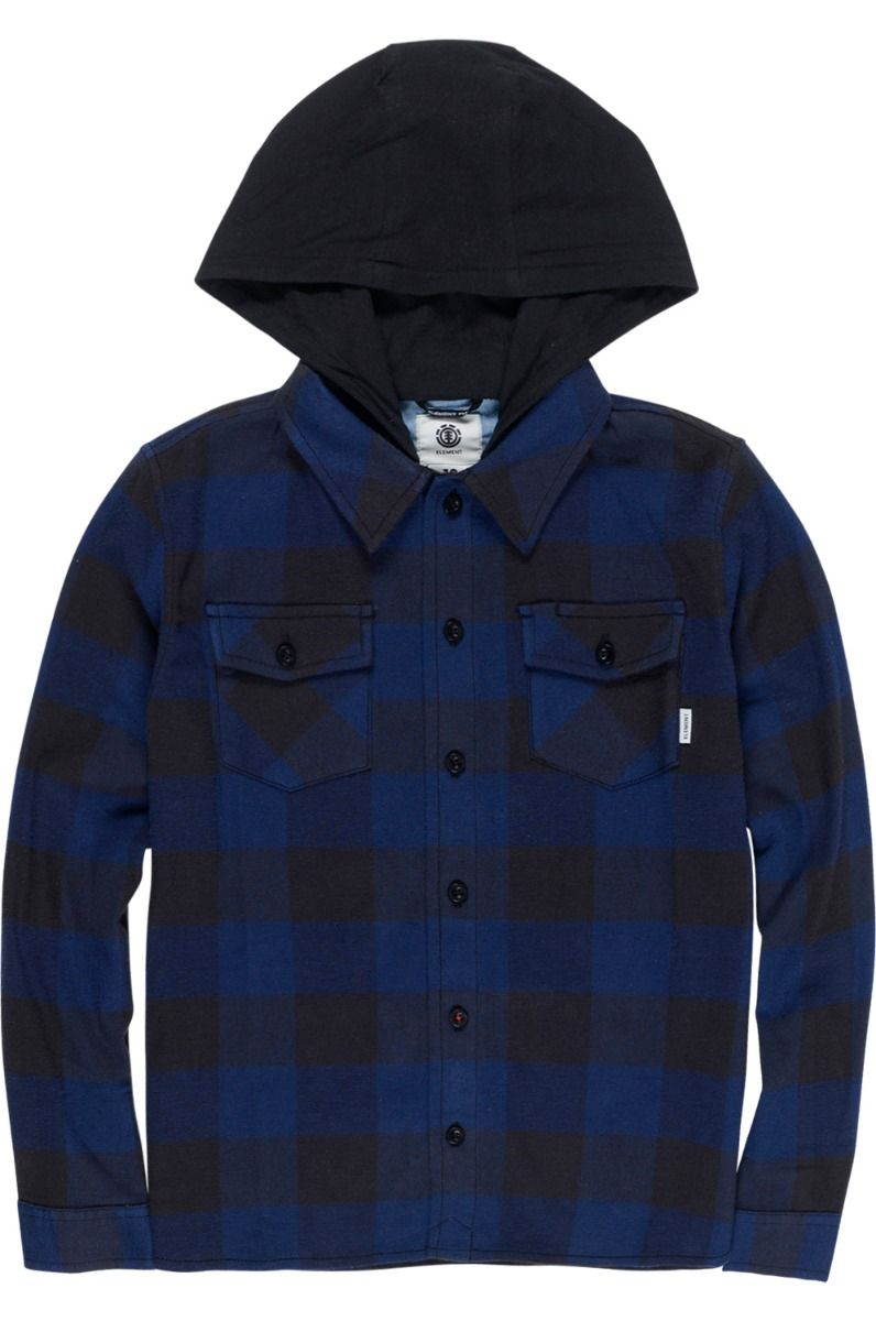 Element Shirt TACOMA 2C Indigo