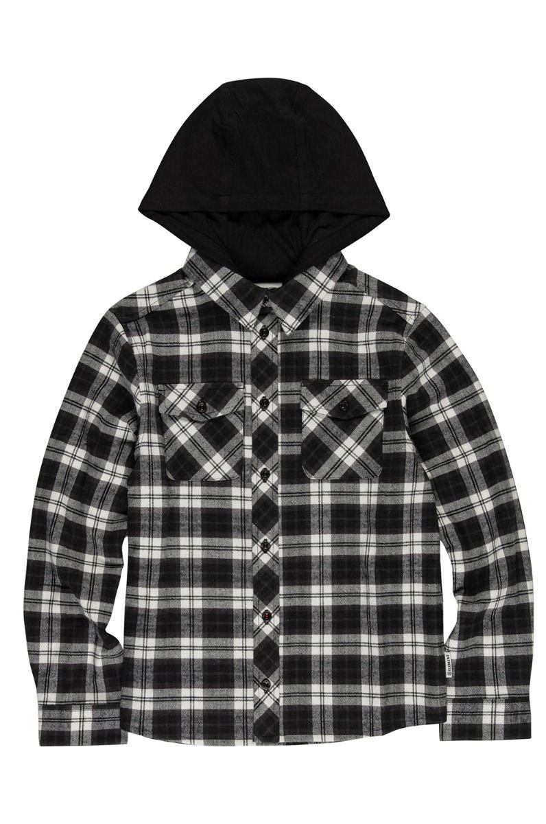 Element Shirt TACOMA 2C HO BOY Black