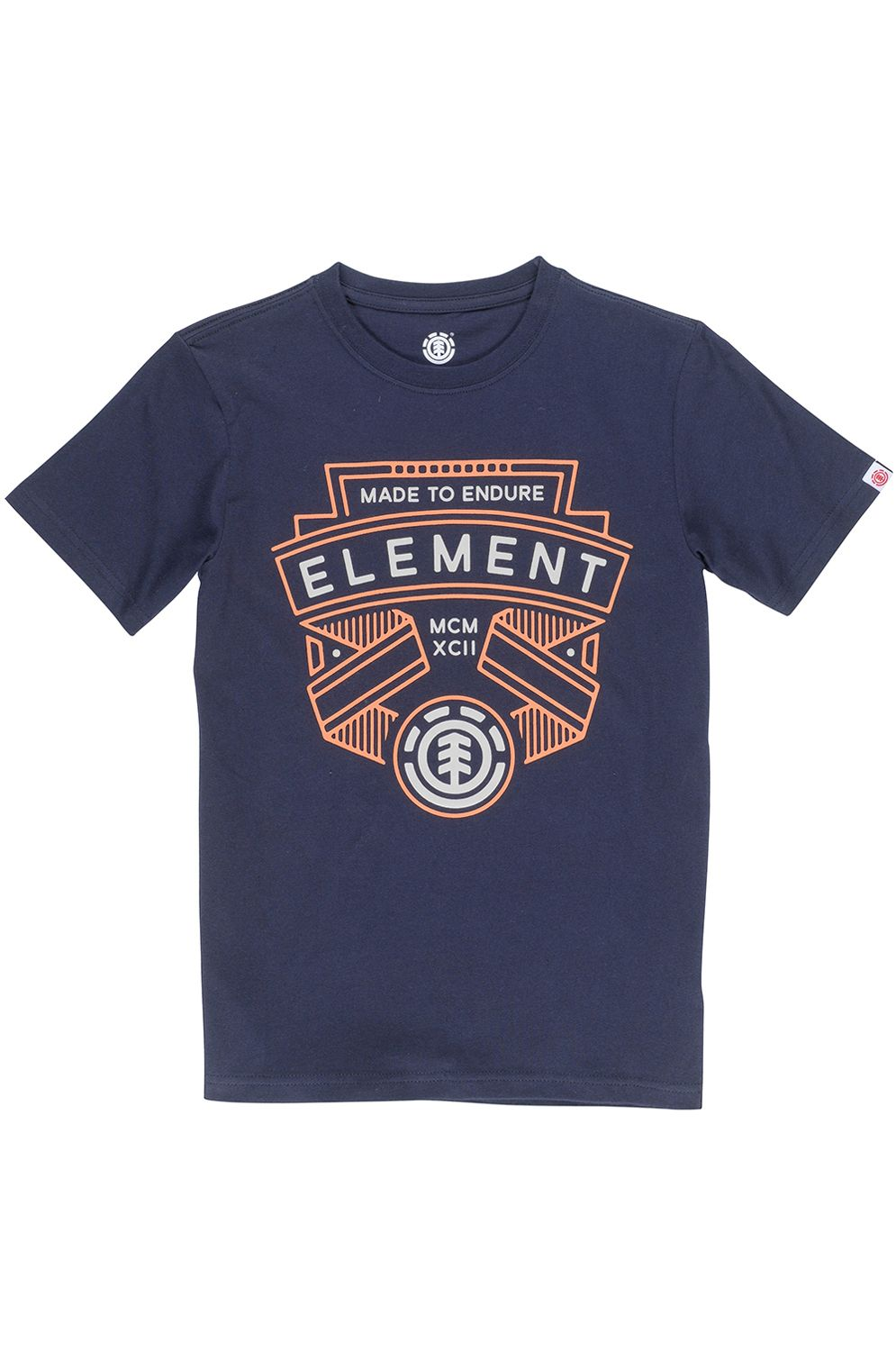 T-Shirt Element ASKEW BOY Eclipse Navy