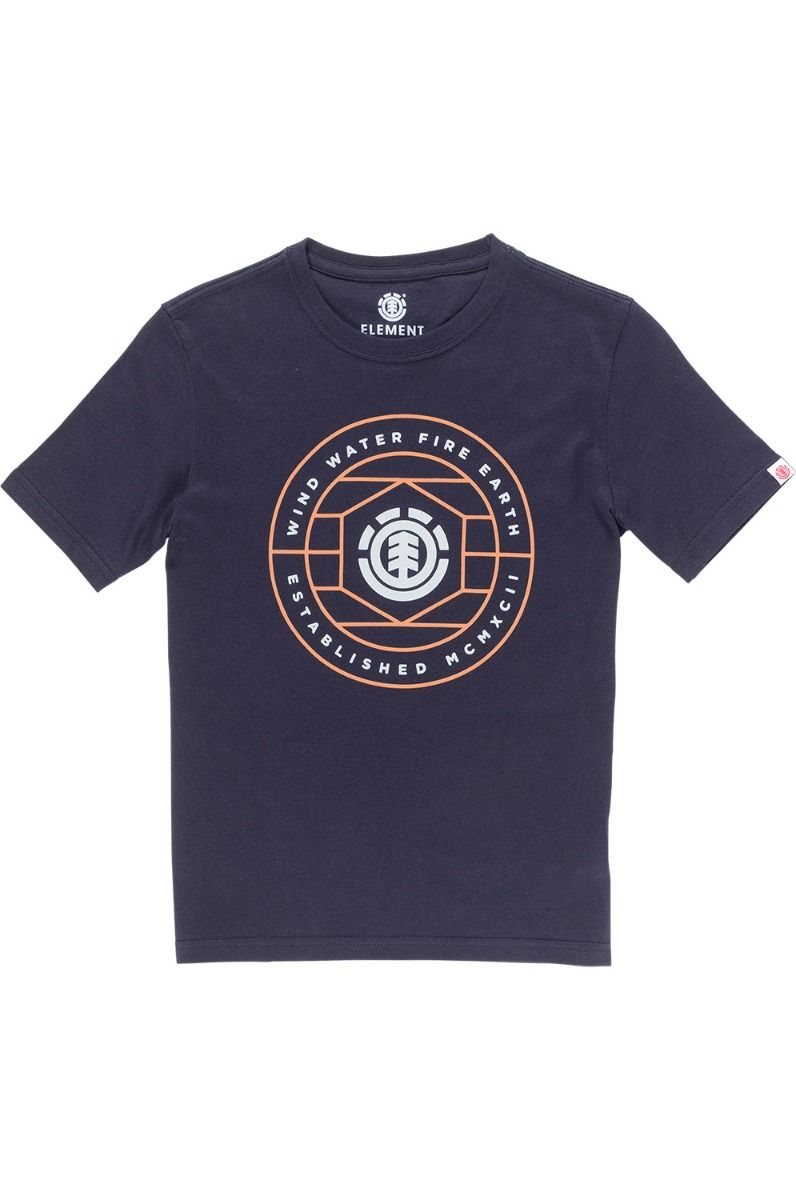 T-Shirt Element SWIVEL SEASONAL COLLECTION Eclipse Navy