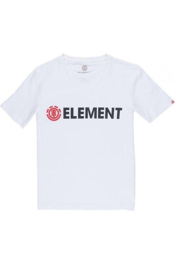 T-Shirt Element BLAZIN SS BOY Optic White