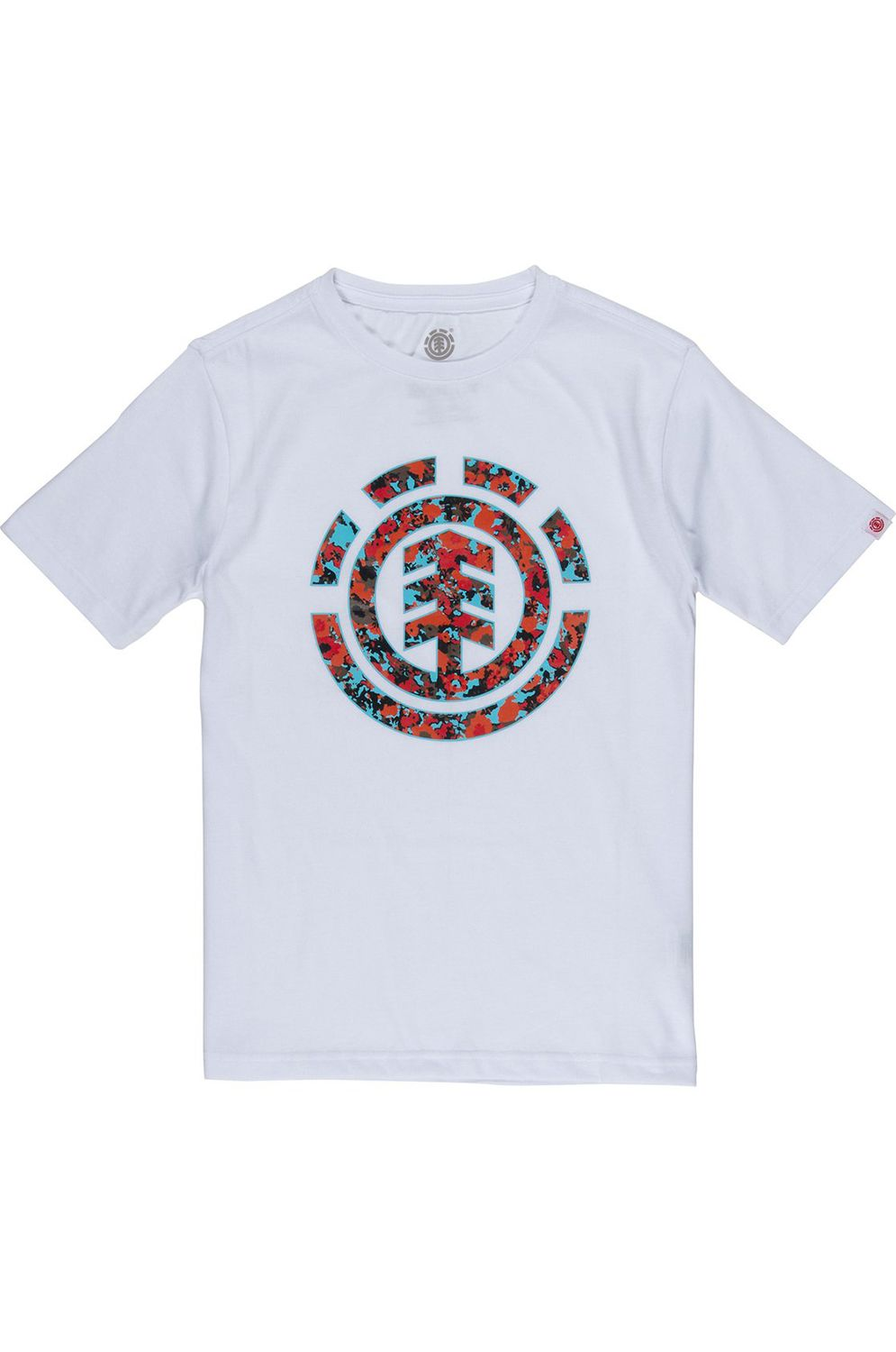 Element T-Shirt MULTI ICON Optic White