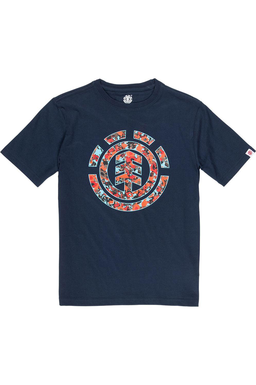 T-Shirt Element MULTI ICON Eclipse Navy
