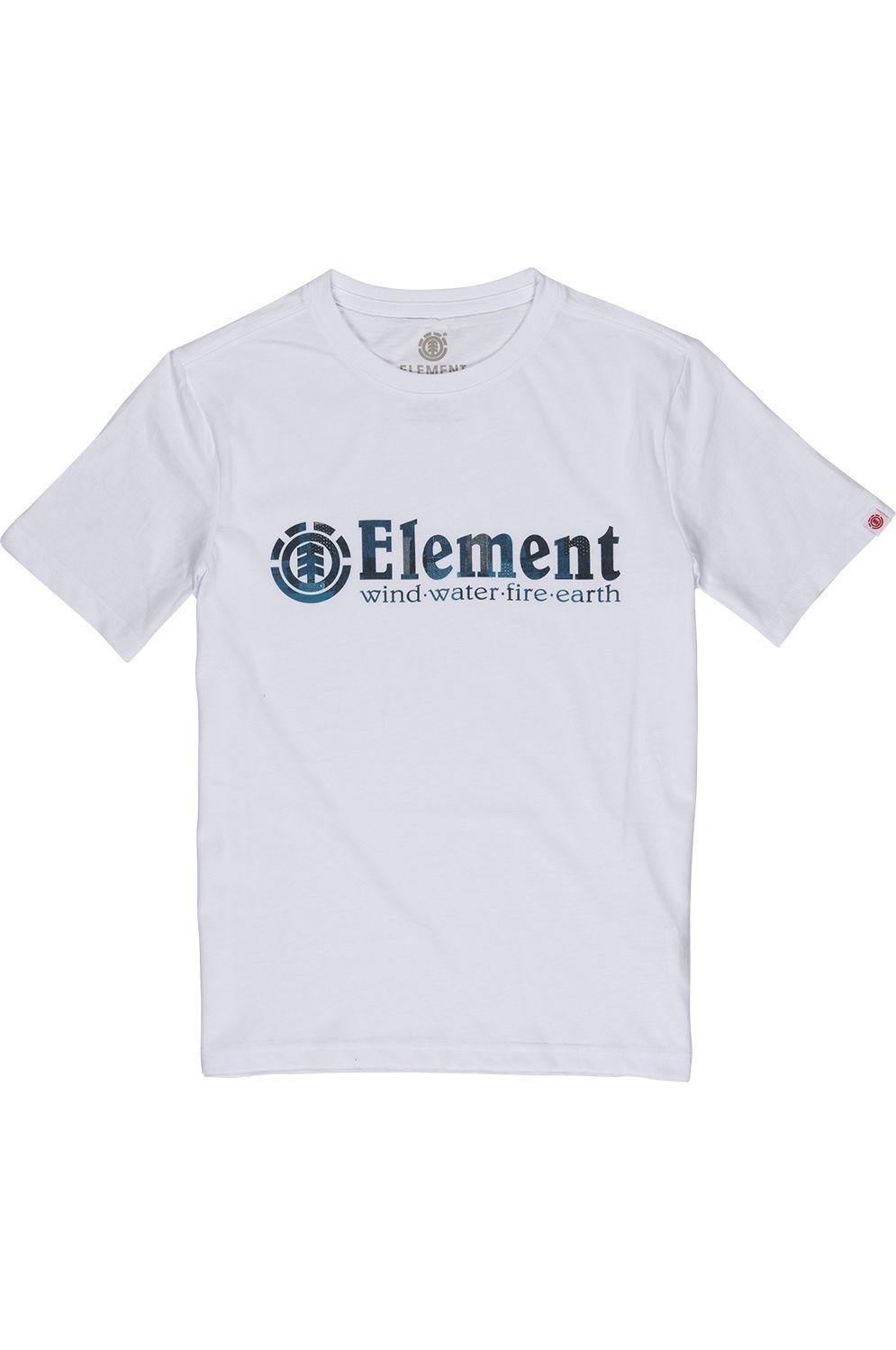 Element T-Shirt BORO BOY Optic White
