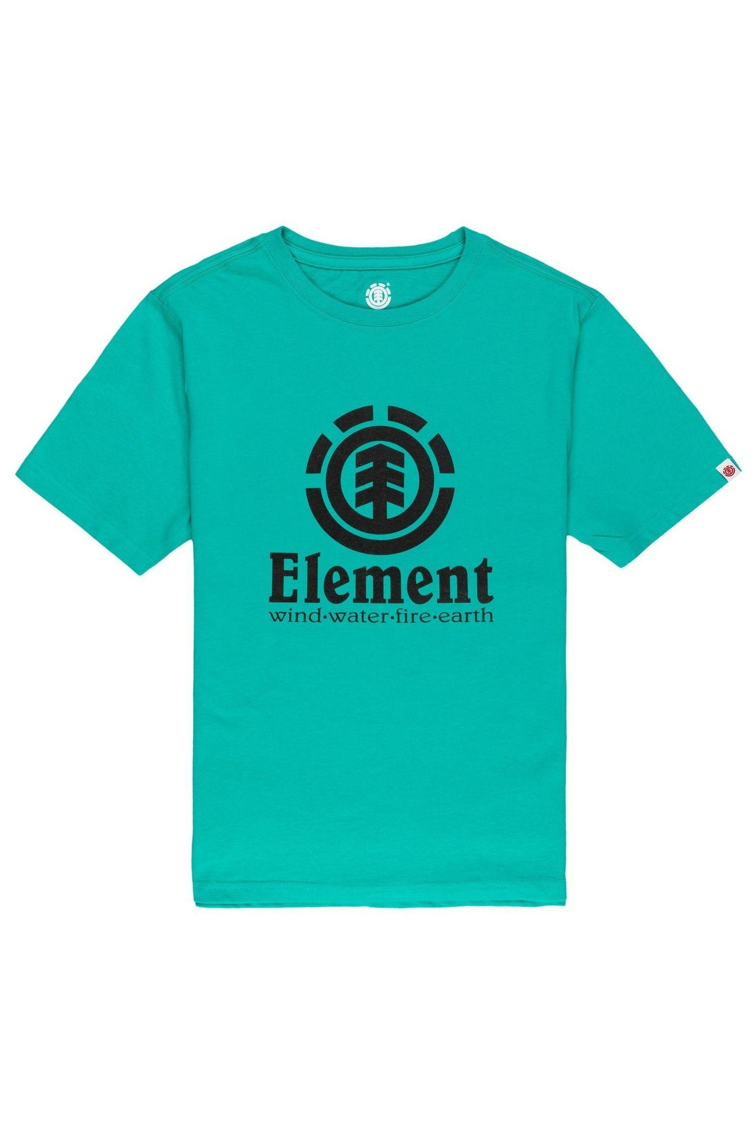 Element T-Shirt VERTICAL SS BOY Atlantis