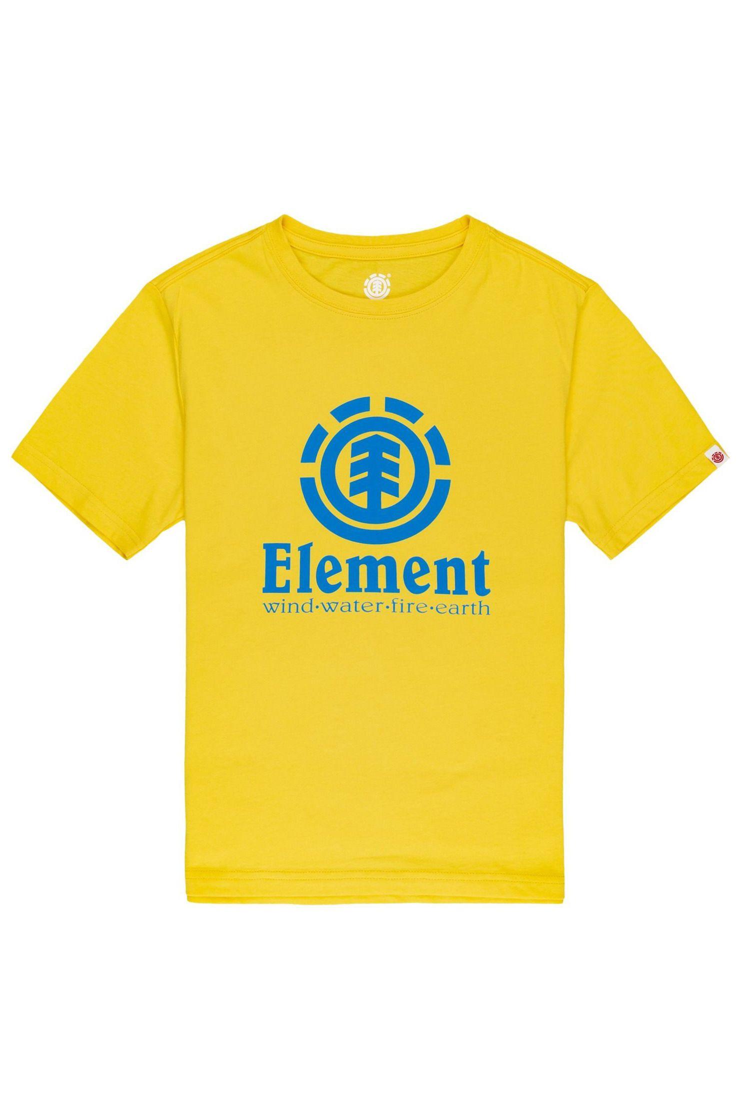 Element T-Shirt VERTICAL SS BOY Dandelion